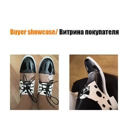 DoraTasia 2019 New 33-42 Fashion Girl Polka Dot Spring Pumps Women Genuine Leather Transparant Casual Women Heels Shoes Woman 6