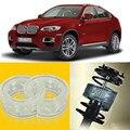 2 шт. супер мощный передний амортизатор катушки пружинная Подушка буфер для BMW X6