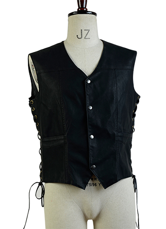 The Walking Dead Daryl Dixon Cosplay Costume Vest only Halloween Carnival Adult Men Costume Cosplay