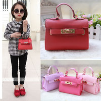 2017 New Designers Mini Cute Bag Children Kids Handbag Baby Girls Shoulder Bag Messenger Bags Purses