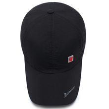 [AETRENDS] 2017 New Men's Summer Hat Breathable Quick Drying Baseball Caps Polo Hats for Men Z-5118