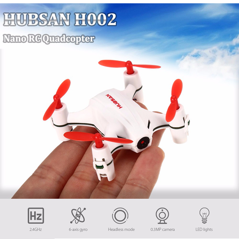 HUBSAN RC Drone Dron 2.4GHz 4CH 6 Axis Gyro RTF Radio Control Quadcopter Roll Headless Mode Nano Fly Helicopter with LED lights aviax h2o waterproof drone headless mode 2 4ghz 6axis gyro quadcopter rc explorers led flashing lights support diy rtf