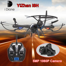 Free shipping!  I8H 4CH 2.4G 6-Axis Gyro HD 5MP RC Quadcopter UFO 3D Flying Altitude Hold