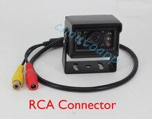Грузовик/Автобус SONY CCD Камера Заднего вида-Разъем RCA