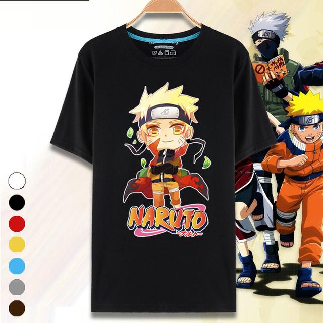 Naruto – T-Shirts (5 Designs)
