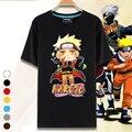Estilo Anime 3D T-shirt de Algodón Aptitud Del Verano Camiseta Naruto Anime Película Camisetas Hip Hop de Una Pieza Camisetas