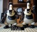 Chegada nova Coleção Limitada Steamboat Willie Mickey Mouse Anime Figura Boneca de Brinquedo Decoração do Aniversário Do Natal do Presente Do Ano Novo