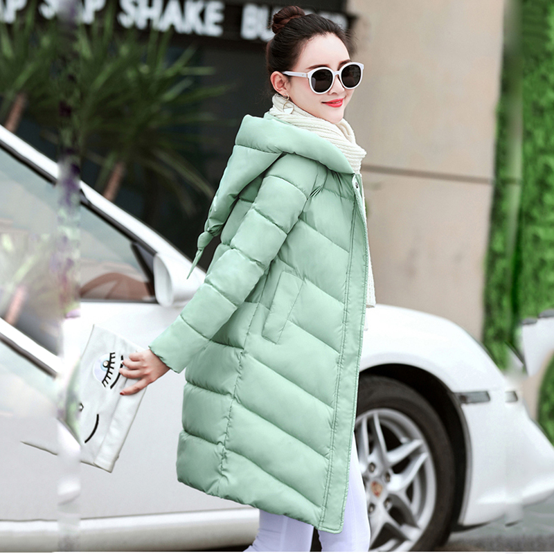 Wmwmnu Womens Winter Jackets And Coats 2017 Thick Warm Hooded Cotton Padded Parkas For Women's Winter windproof Jacket Female womens winter jackets and coats 2016 thick warm hooded down cotton padded parkas for women s winter jacket female manteau femme