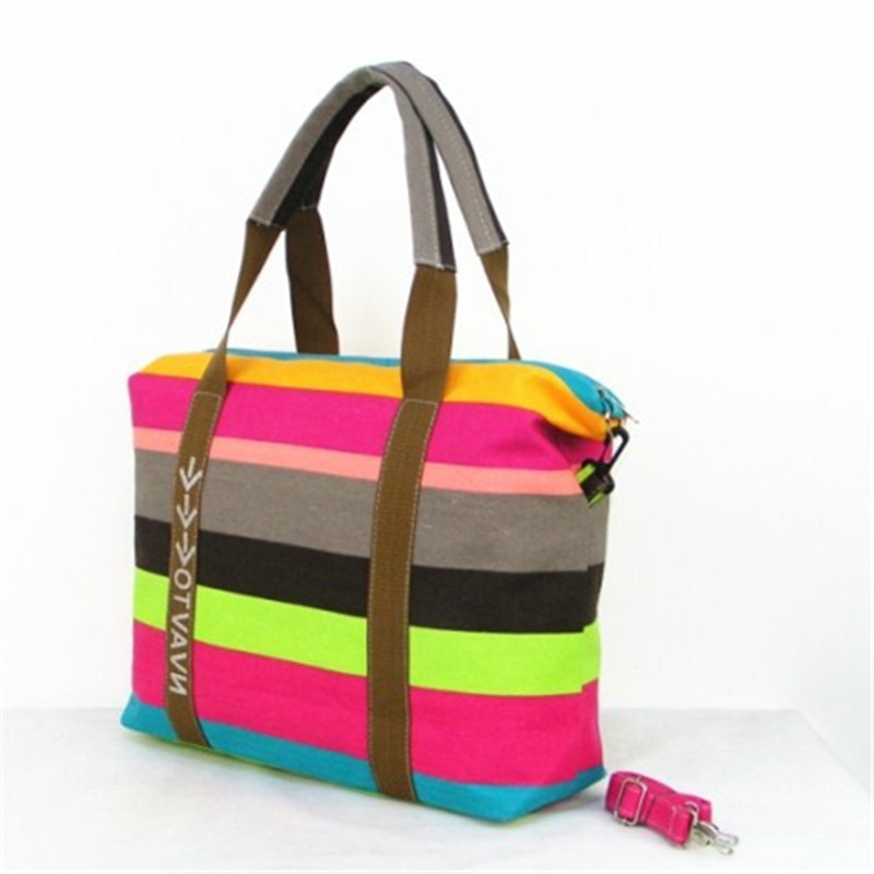 Popular Rainbow Beach Tote-Buy Cheap Rainbow Beach Tote lots from ...