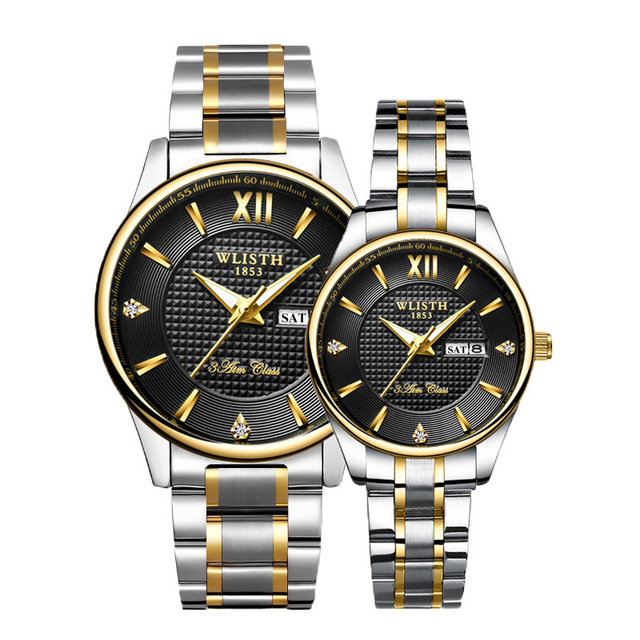 Couple High Quality Watch Set 1
