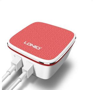 Image 5 - LDNIO A2405Q Quick 2.0 2 Usb poorten UK/EU/US Plug Muur Mobiele Telefoon Smart Charger