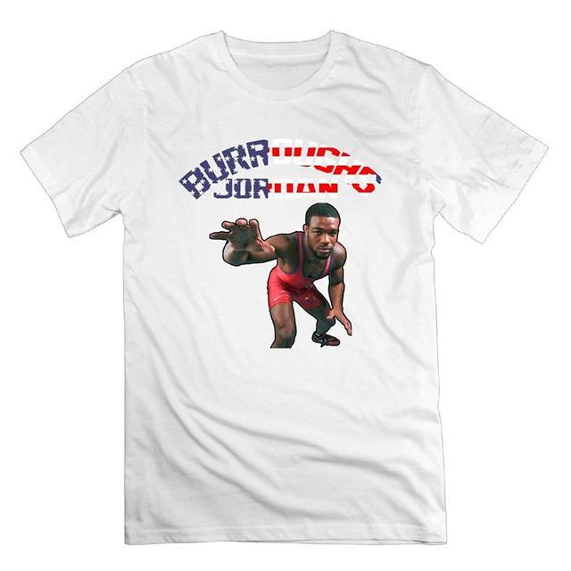 bec70124a0e Jordan Burroughs Men's T Shirt-in T-Shirts from Men's Clothing on ...