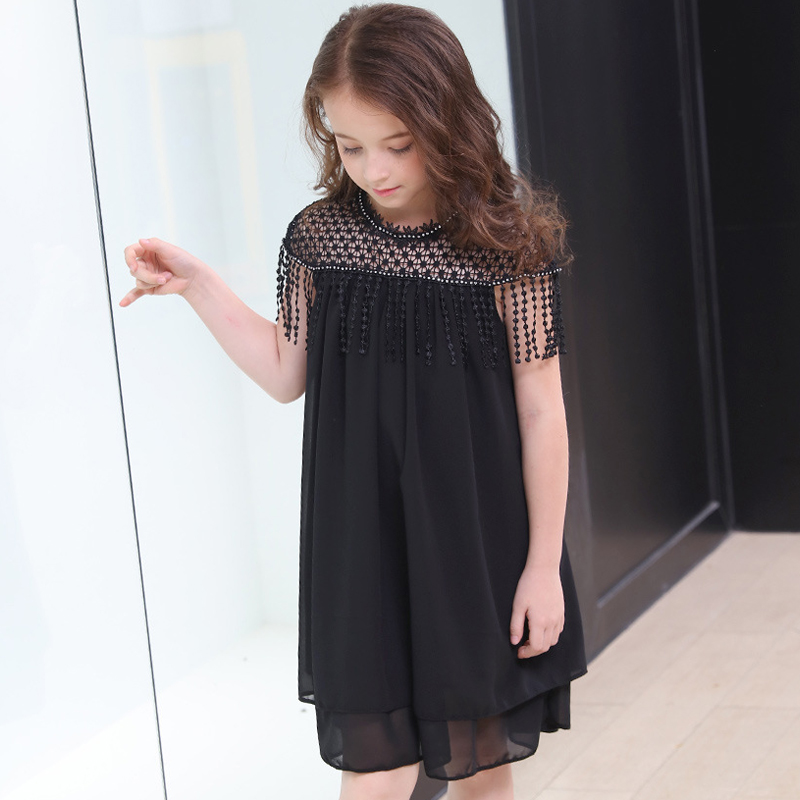 big girls summer dresses 2018 brand chiffon teen girl party dress teenage girls dresses size 4 5 6 7 8 9 10 11 12 13 14 15 years elegant little girls dresses summer 2018 big girl dress teenage clothing kids dresses size for 3 4 5 6 7 8 9 10 11 12 years