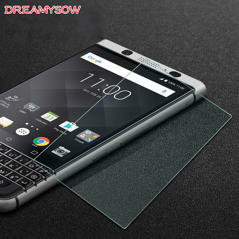 Glass Screen Protector For BlackBerry Aurora Leap Keyone Q10 Q20 Z10 Z30 Z3 9H 0.3mm 2.5D Tempered Glass Protective Film Cover(China)
