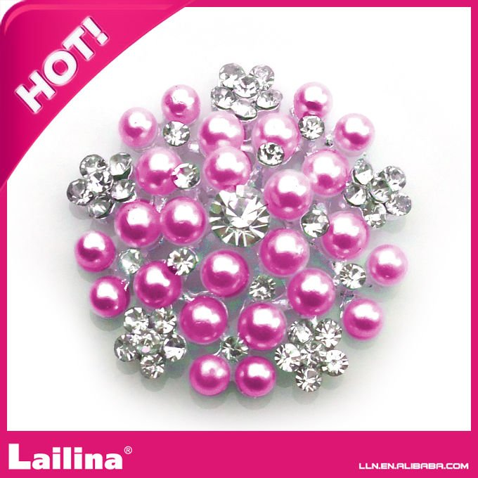 Most popular rhinestone button for shoes