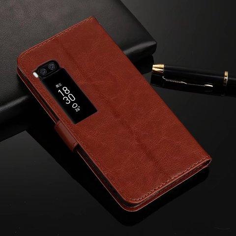 For Meizu Pro 7 Case Luxury Flip Wallet Leather Cover Cases For Meizu Pro 7 Plus Phone bag for Meizu Pro7 Plus covers Pakistan