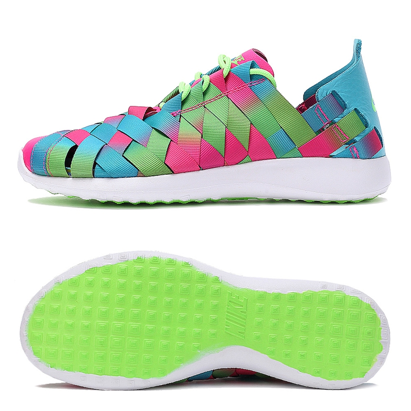 check out 5a4ef 0b8d9 Original New Arrival Authentic NIKE JUVENATE WOVEN PRM Women s light  Running Shoes Classique Platform sneakers -in Running Shoes from Sports    Entertainment ...