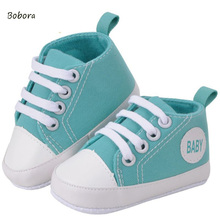 5 Colors Kids Children Boy Girl Shoes Sneakers Sapatos Baby Infantil Bebe Soft Bottom First Walkers