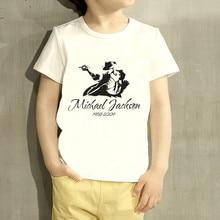 Kids Michael Jackson Bad T Shirt Boys/Girls