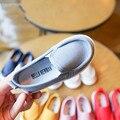 23-32Size Весной новый мягкие и удобные мальчики и девочки досуг обувь все-матч холст квартиры обувь