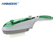 Animore handheld ferro a vapor escova de vestuário para roupas gerador vapor para roupa interior portátil vapor ferro