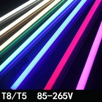 LED Bulbs Tubes T8 1200mm 18W 22W 4 Feet Led Tubes Light 4FT AC85 265V G13