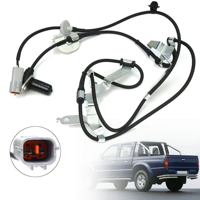 2 Pins Front Right Wheel Abs Sd Sensor Mf41231236 For Mazda B Series Ford Ranger 1999 2007