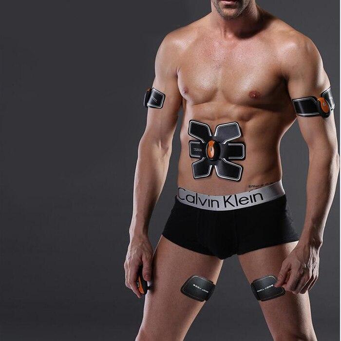 купить Muscles Training Gear Device Household Abdominal Arm Muscles Intensive Training Electric Weight Loss Slimming Massager  630049 недорого