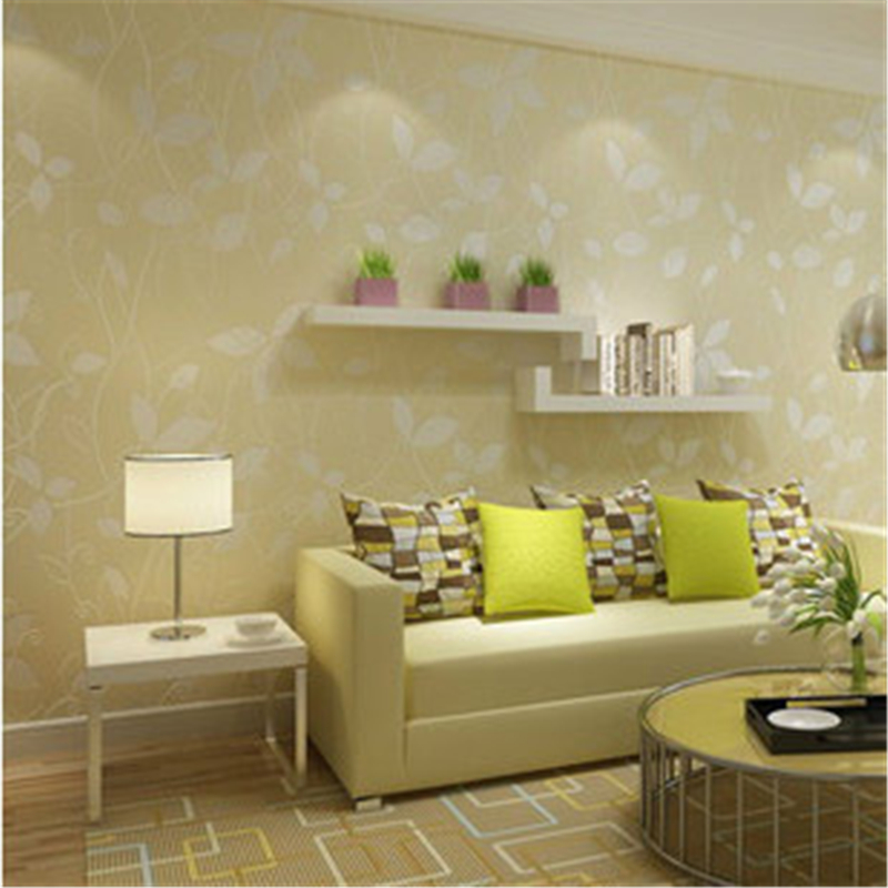 beibehang Korean Romantic Room Decor Wallpaper 3D Wallpapers Roll Pink Beige Mural Wall Papier for Living Room Wall Decar beibehang papel mural arrival romantic warm dandelion wedding decor 3d wallpaper non woven wallpapers mural floral wall pape