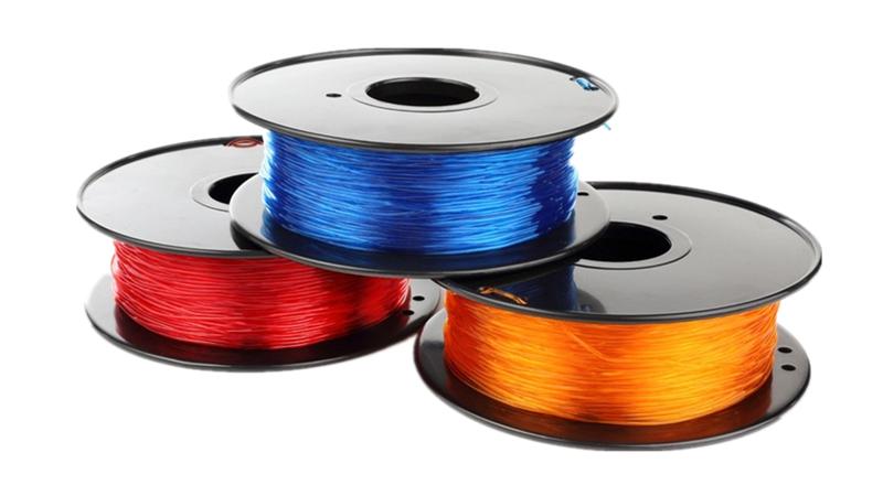 TPU filament detail 6