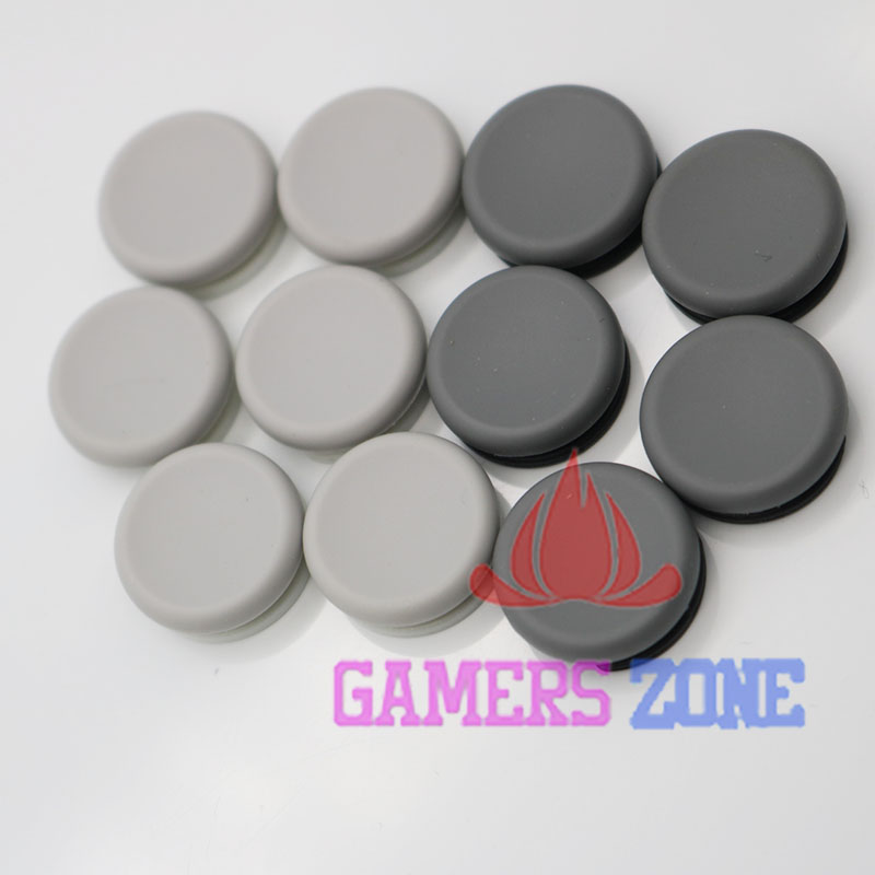 50PCS Grey White Original Joystick Analog Cap For Nintendo 3DSXL N3DSXL New 3DS XL Game Console