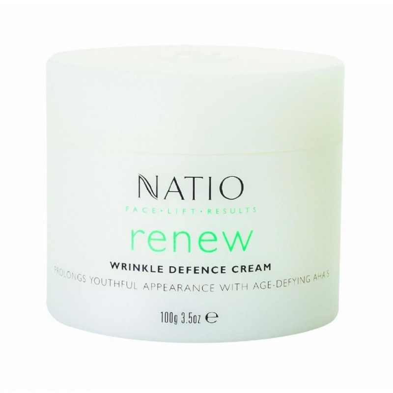 Australia Natio Wrinkle Defence Cream Anti aging Anti wrinkle Face cream Reduce fine lines for all skin types