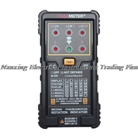 FAST SHIPMENT MS5900 3 Motor Meter Sequence Tester LED Field Rotation Phase Indicator