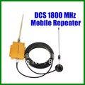 Um Conjunto de Longo Alcance DCS 1800 Mhz Celular Signal Booster Amplificador Repetidor 500 Quadrado para casa + frete grátis!