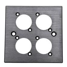 86 Type Socket Panel Smart Socket Single Four-Hole Panel