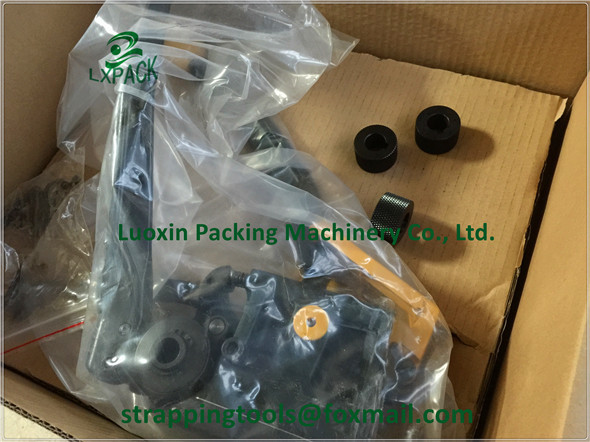 LX-PACK Lowest Factory Price High Quality! Manual Sealless Steel Strapping Tools for width 13,16,19mm(1/2,5/8,3/4) sealers lx pack brand lowest factory price pneumatic combination steel strapping tools strapping machines and tools bestop hand tools