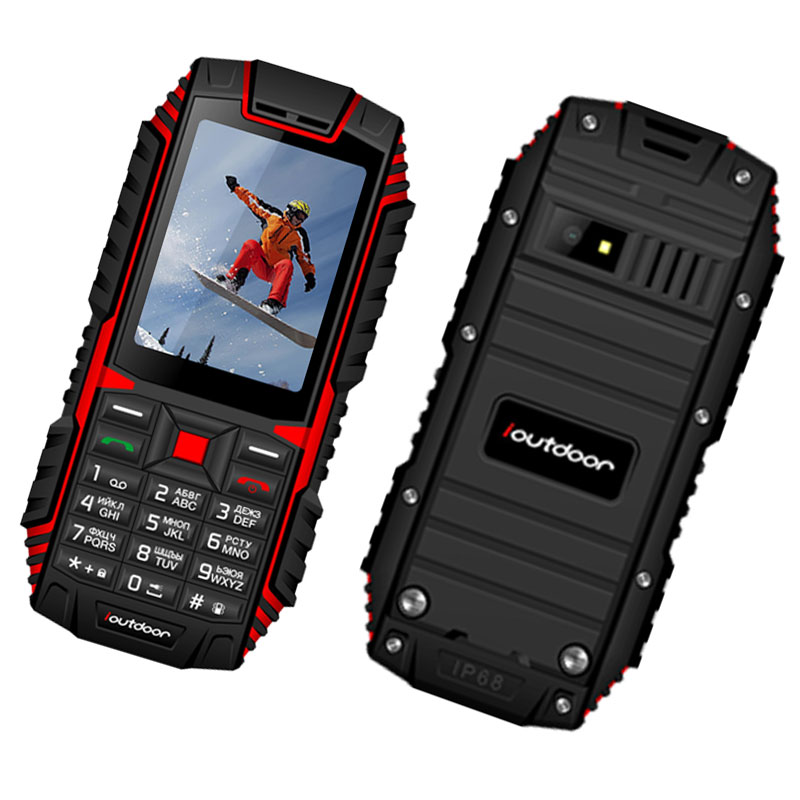 Image 3 - XGODY ioutdoor T1 2G Feature Phone IP68 Shockproof cep telefonu 2.4''128M+32M GSM 2MP Back Camera FM Telefon Celular 2G 2100mAh-in Cellphones from Cellphones & Telecommunications