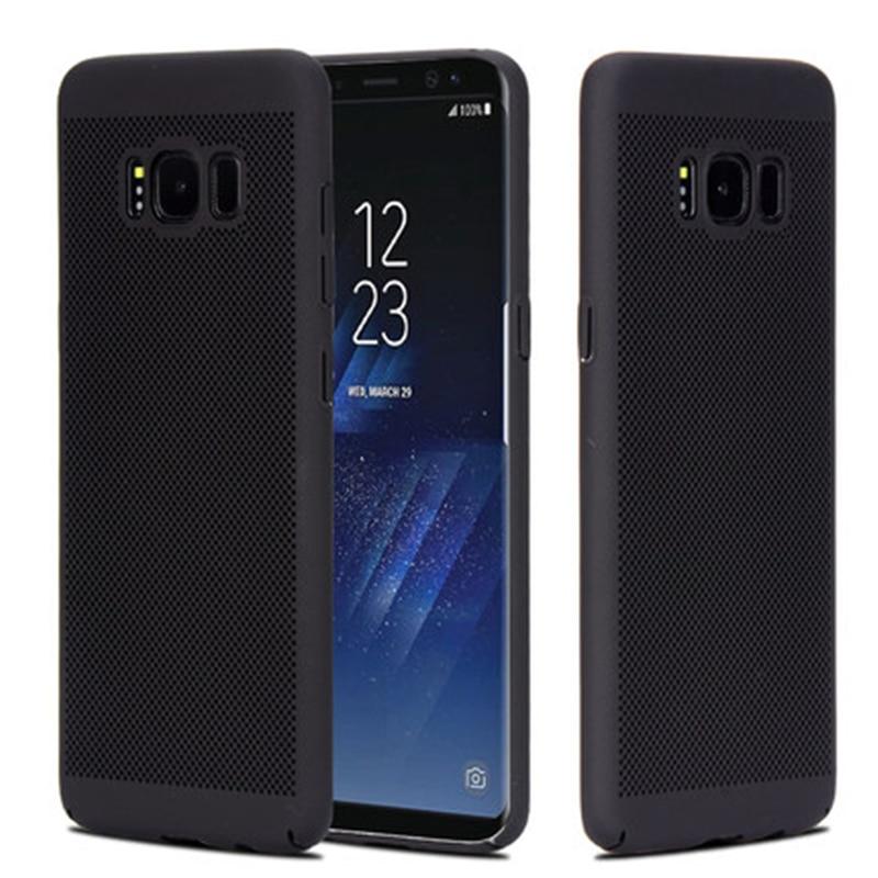 SHYPHIXV Kotak Bernapas Kembali Tutup Kasus Untuk Samsung Galaxy S8 - Aksesori dan suku cadang ponsel - Foto 2