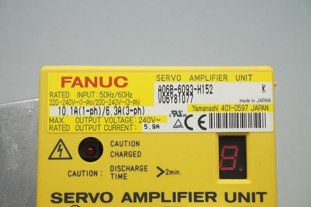Amplificateur de SERVO ventilateur Uint   Pilote de moteur à courant alternatif à degrés