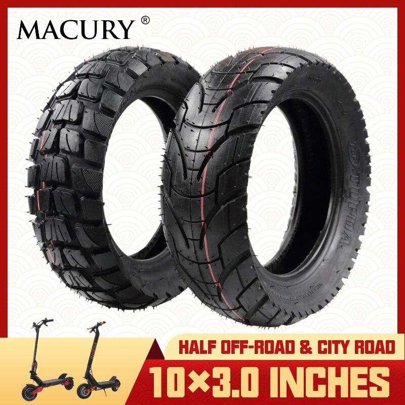 10x3 polegadas fora da estrada da cidade pneu pneumático tubo interno pneu inflável para scooter elétrico speeduplo graça 10 zero 10x10*3.0