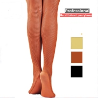 Hard Network Professional Latin Fishnet Stockings Tights For Latin Dance Fishnet Stockings Accessories Latin Socks