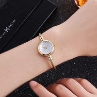 Top Luxury Brand Women Bracelet Watches Women Fashion Simple Quartz Wristwatch Ladies Watch Female Clock Montre Femme Horloges 5