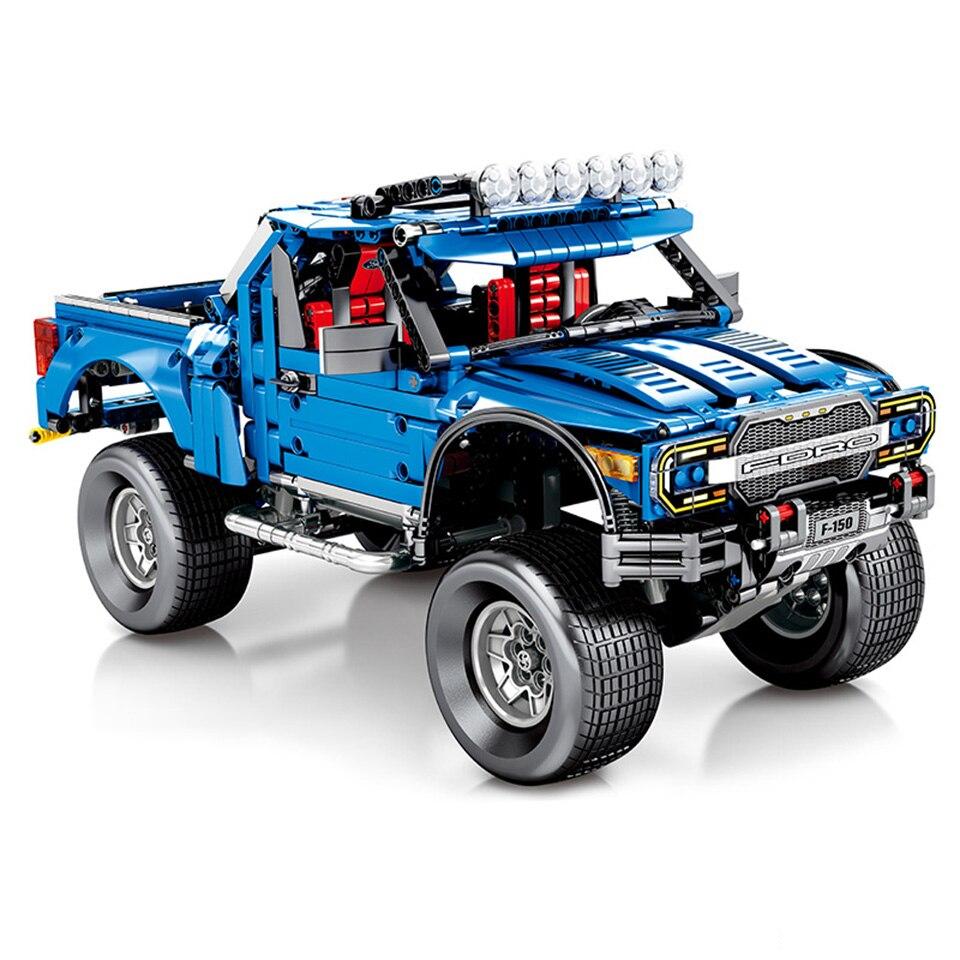 Technic Off Road Fahrzeuge Auto 1288 Pcs Bricks Modell Bausteine Jungen Geburtstag Geschenke Kinder Pädagogisches Spielzeug Für Kinder-in Sperren aus Spielzeug und Hobbys bei  Gruppe 1