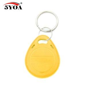 Image 4 - 100 pçs/lote EM4305 Cópia Regravável Gravável Rewrite Anel Chave Tag RFID 125KHZ Cartão EM ID keyfobs Proximidade Token Badge Duplicado
