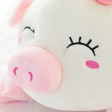 Cute Pig Cartoon Stuffed Animals Plush Doll Toy Birthday Gift Almofadas Plush Pillow Toy Soyuncak Bebek