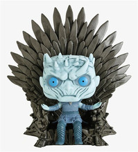 GAME OF THRONES Nights Night King on Iron Throne 15cm PVC Vinyl Action Figure Model Toys