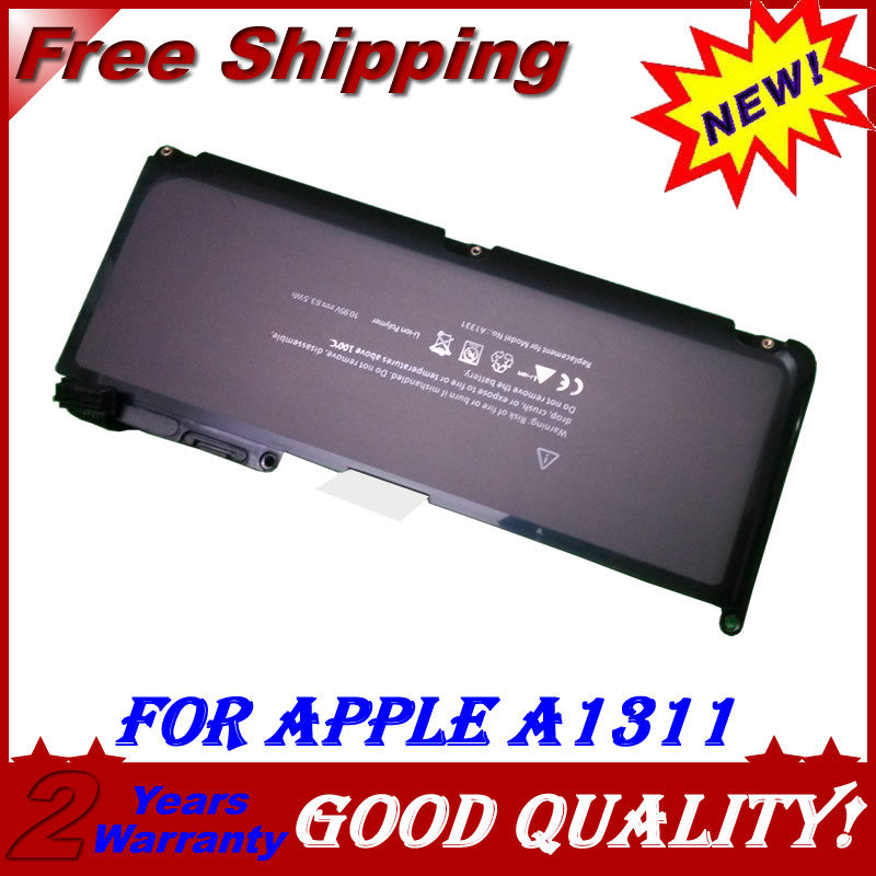 JIGU A1331 A1342 MC207 MC516 M661 5391 Laptop Battery For APPLE MacBook Pro 15 17 Free