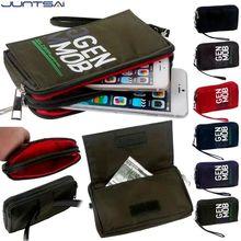 5.5 дюймовый универсальный Нейлон Военно-Тактические армии мешок случаях телефон Аксессуары сумки для Samsung Galaxy S7 S7edge