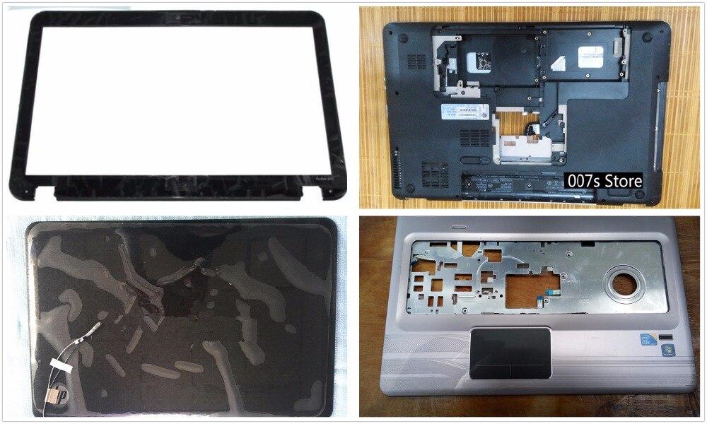 Laptop Cover For HP Pavilion DV7-4000 DV7-4100 DV7-4200 Notebook LCD LID Back/Front Bezel/Palmrest Upper/Bottom Base Case