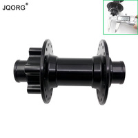 JOORG Bicycle Hubs 110mm Open Wide 20mm Axle Diameter Mountain Bike Front Hub 32/36 Holes Black Color Cycling Claming MTB Hubs